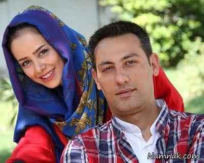 الناز-حبیبی-و-همسرش