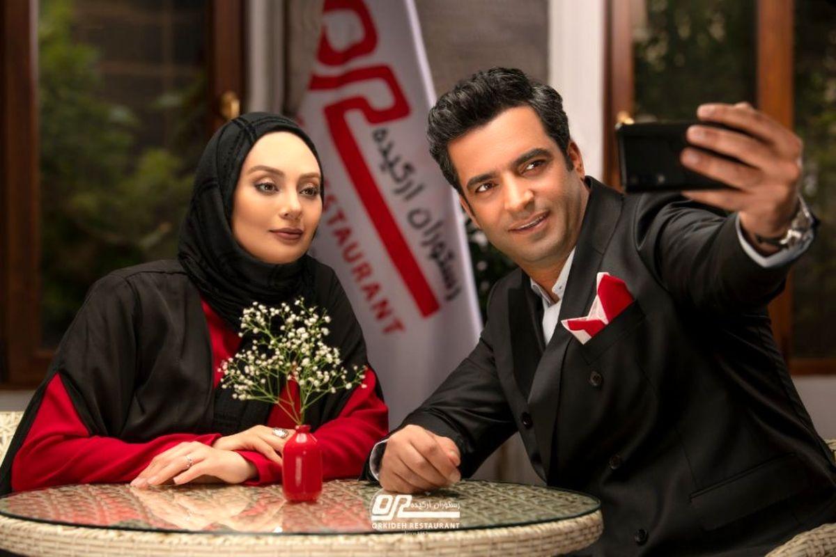 زندگی مرفه و فوق لاکچری یکتا ناصر و همسر کارگردانش + عکس