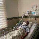 وضعیت علی رضوانی در بیمارستان چگونه است؟