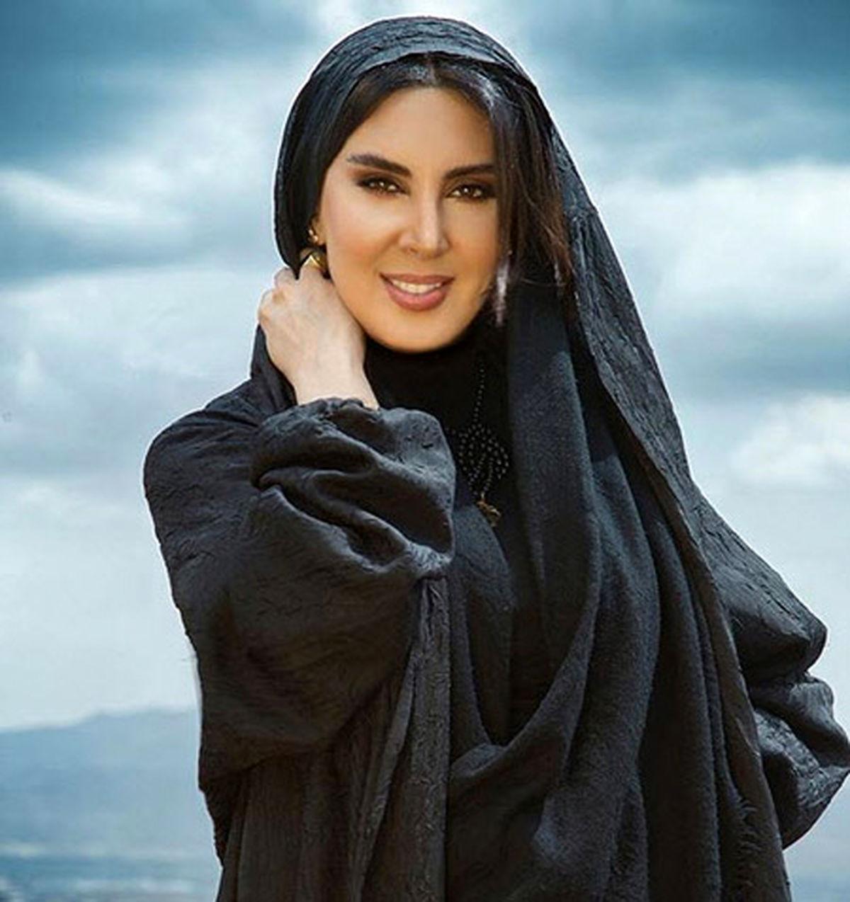 لیلا بلوکات در جشن میلیاردی خانواده وزیر + تصاویر
