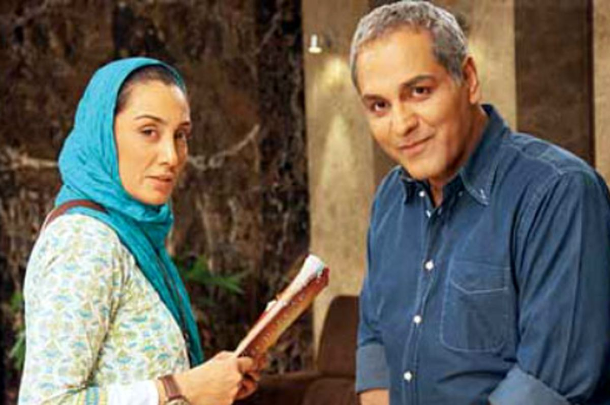 خواستگاری مهران مدیری از هدیه تهرانی + فیلم