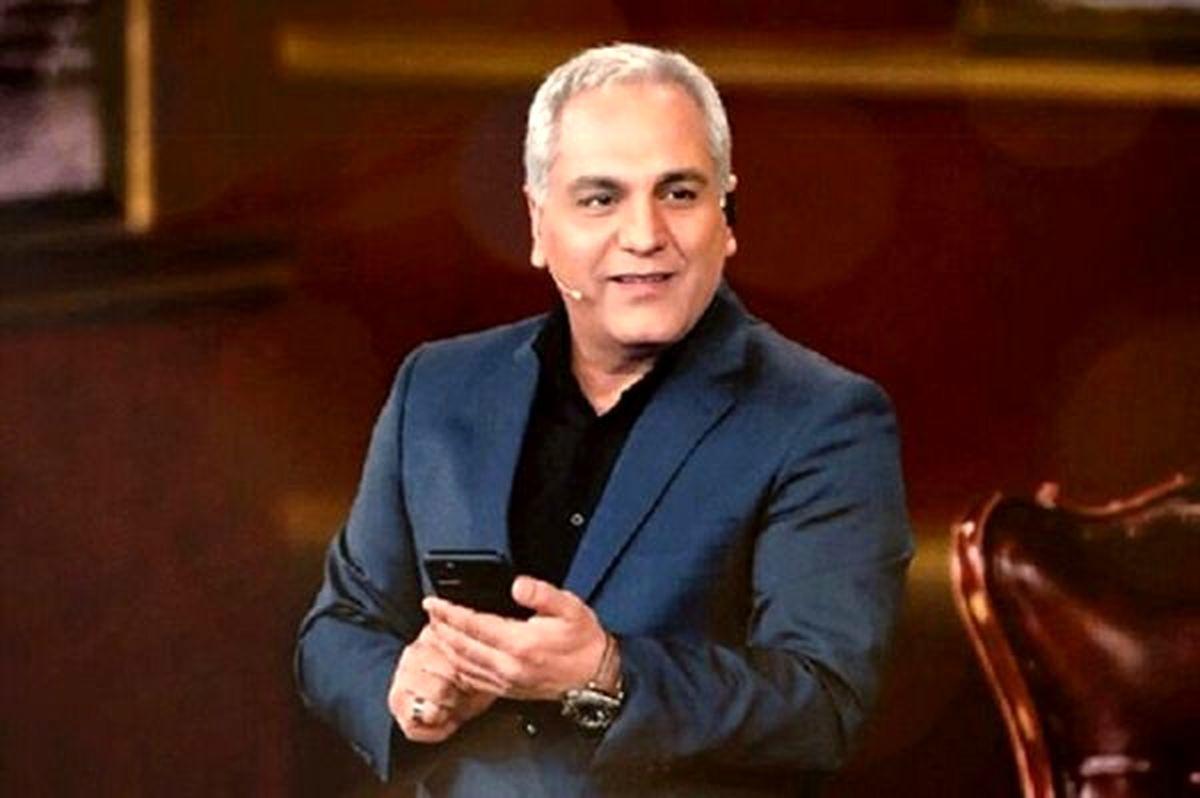 مهران مدیری صبا راد را با خاک یکسان کرد + فیلم
