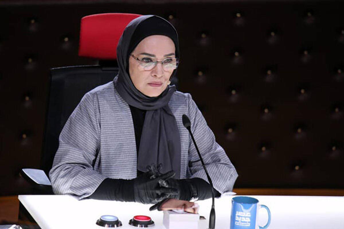 دعوای رویا نونهالی و بشیر حسینی در عصرجدید + فیلم
