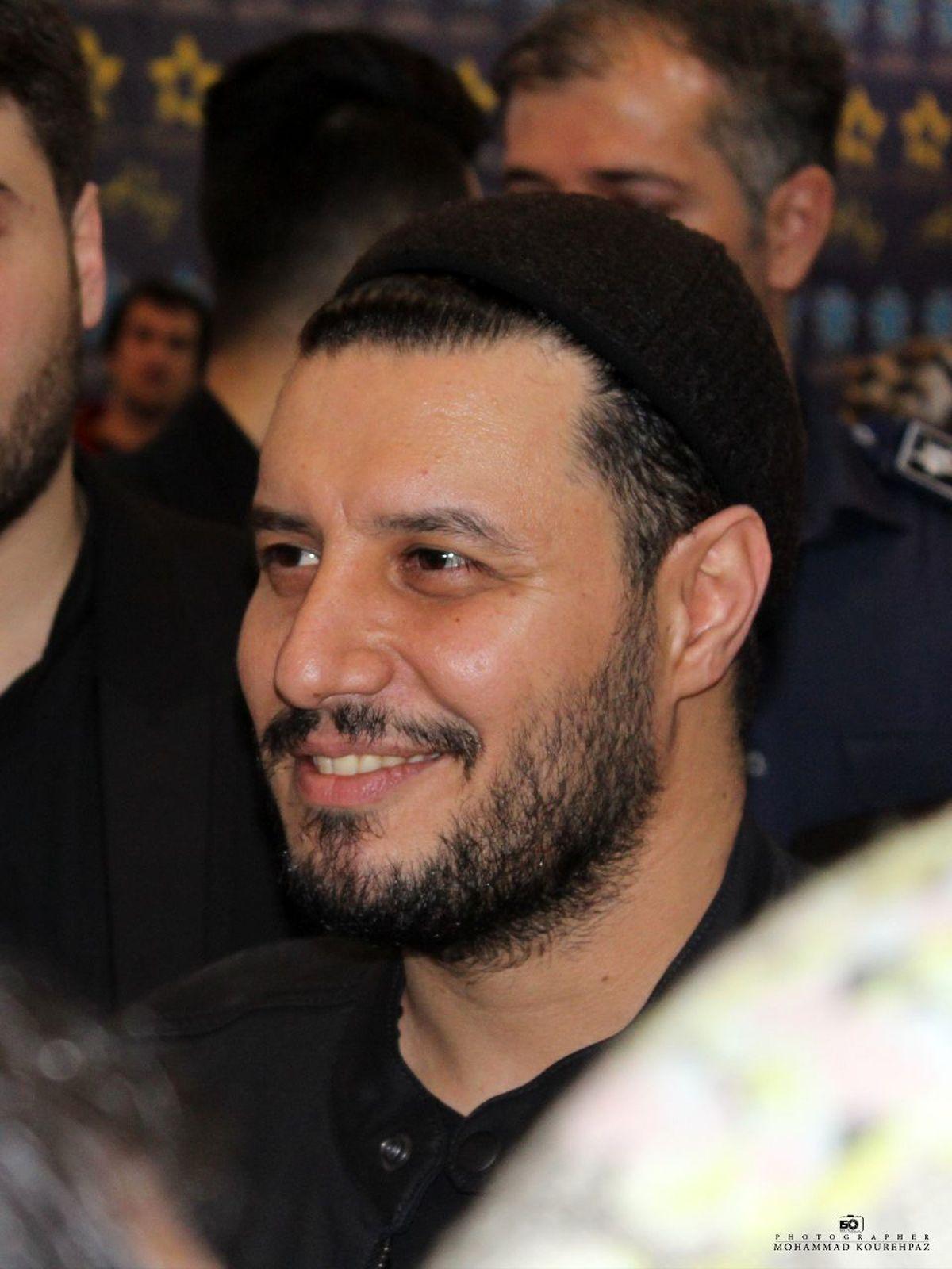 جواد عزتی مهمان این هفته همرفیق شهاب حسینی است + عکس