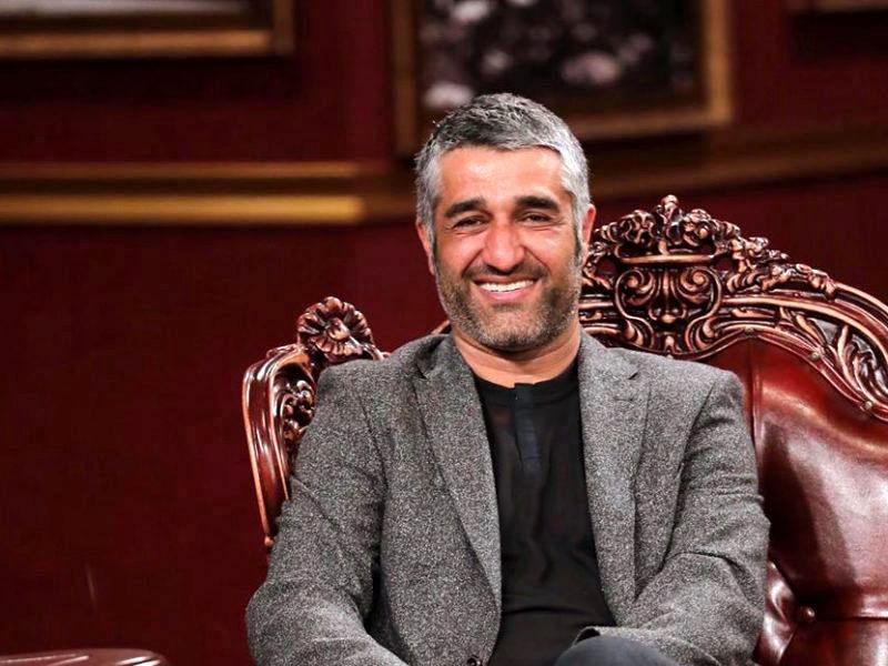 پژمان جمشیدی؛ از زمین فوتبال تا صحنه تئاتر