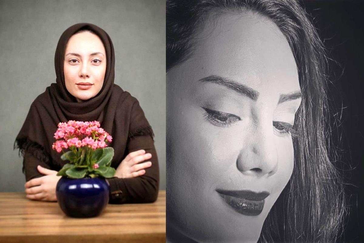 نیلوفر  مولایی مجری معروف از ایران رفت + جزئیات