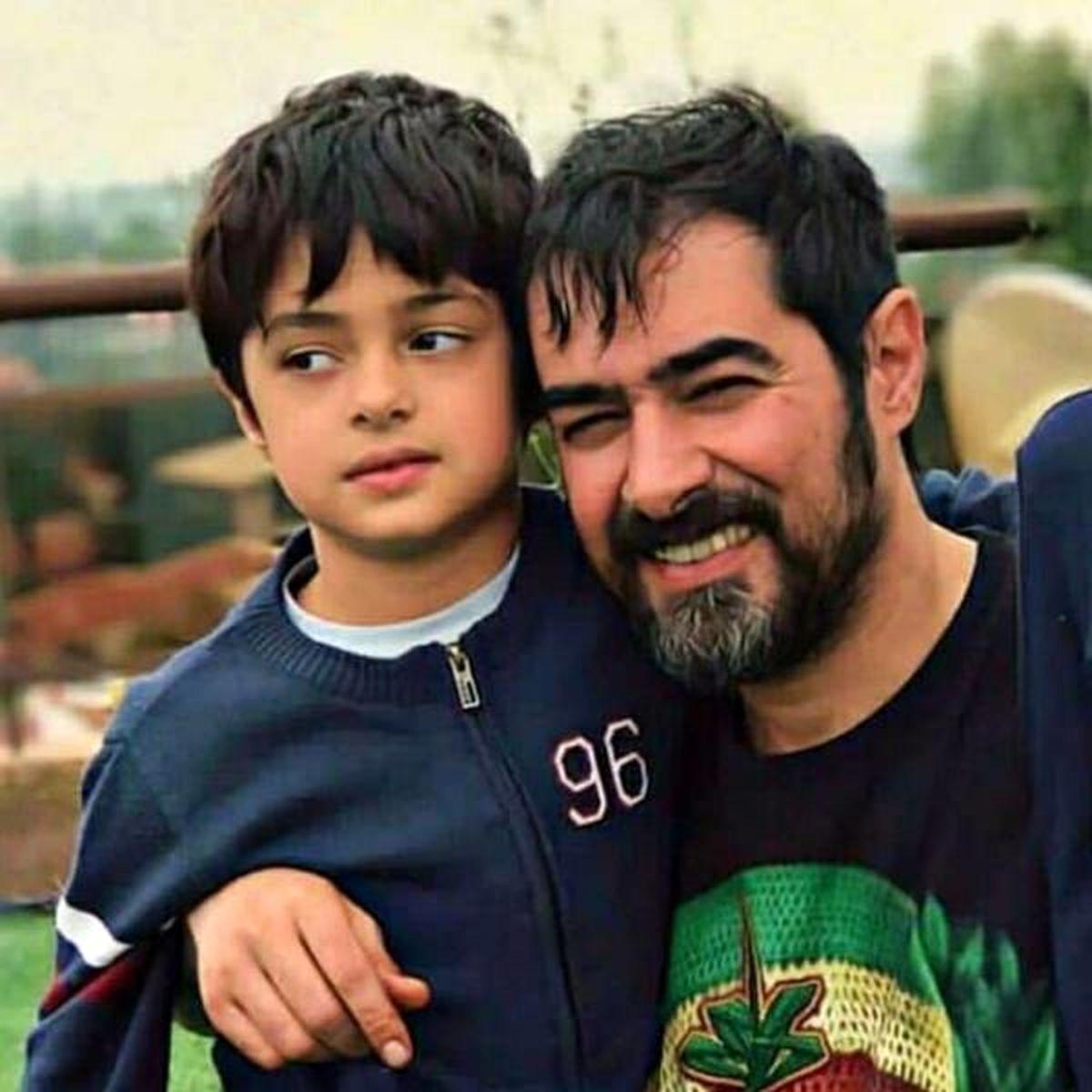 شهاب حسینی در آمریکا واکسن کرونا زد + عکس