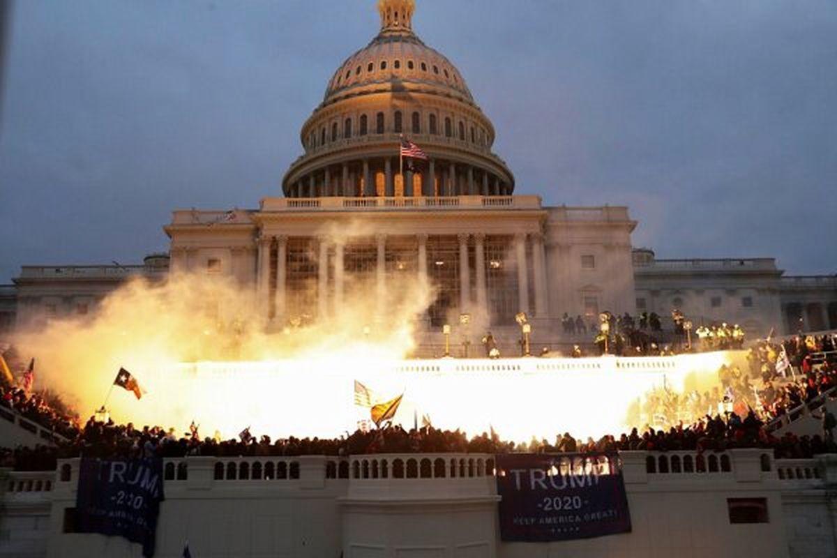 لحظه به لحظه با حوادث و اتفاقات آمریکا + عکس و فیلم