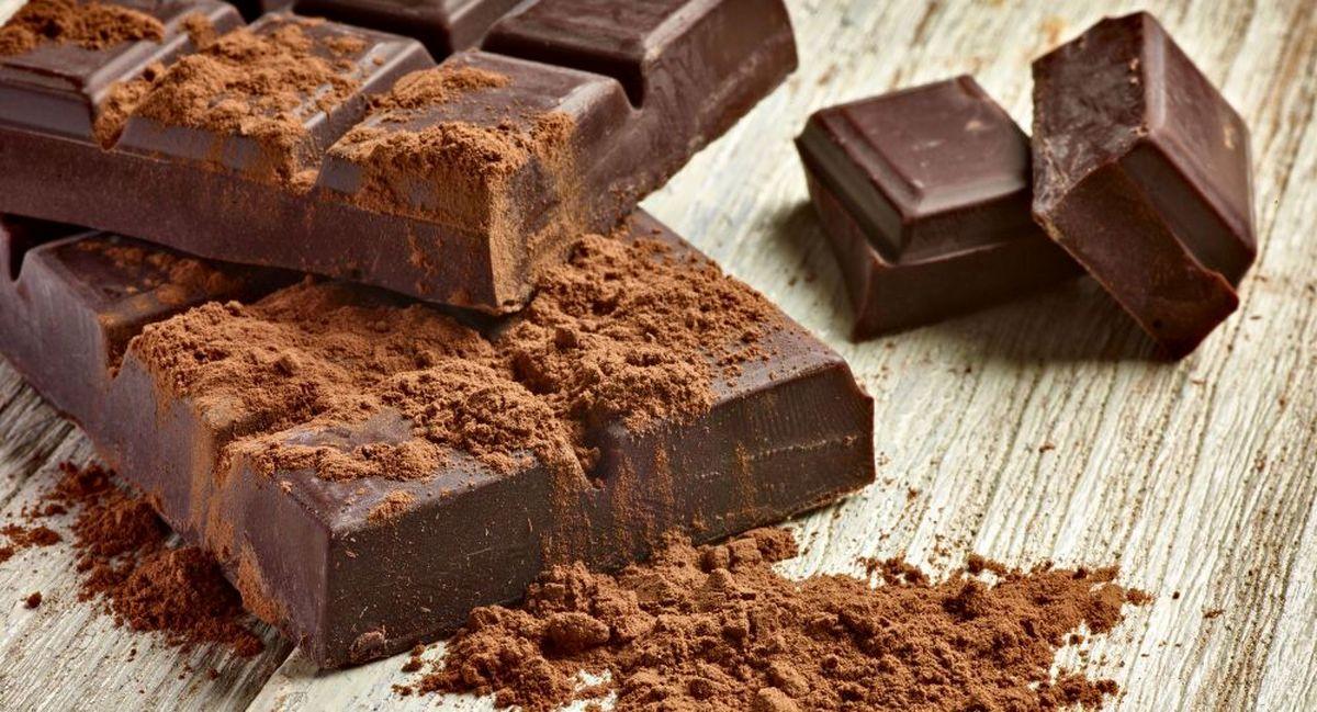 این شکلات ها برای بدن مضر است