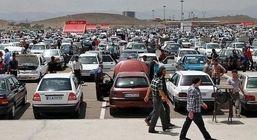 وضعیت بازار خودرو در شب عید چگونه است؟