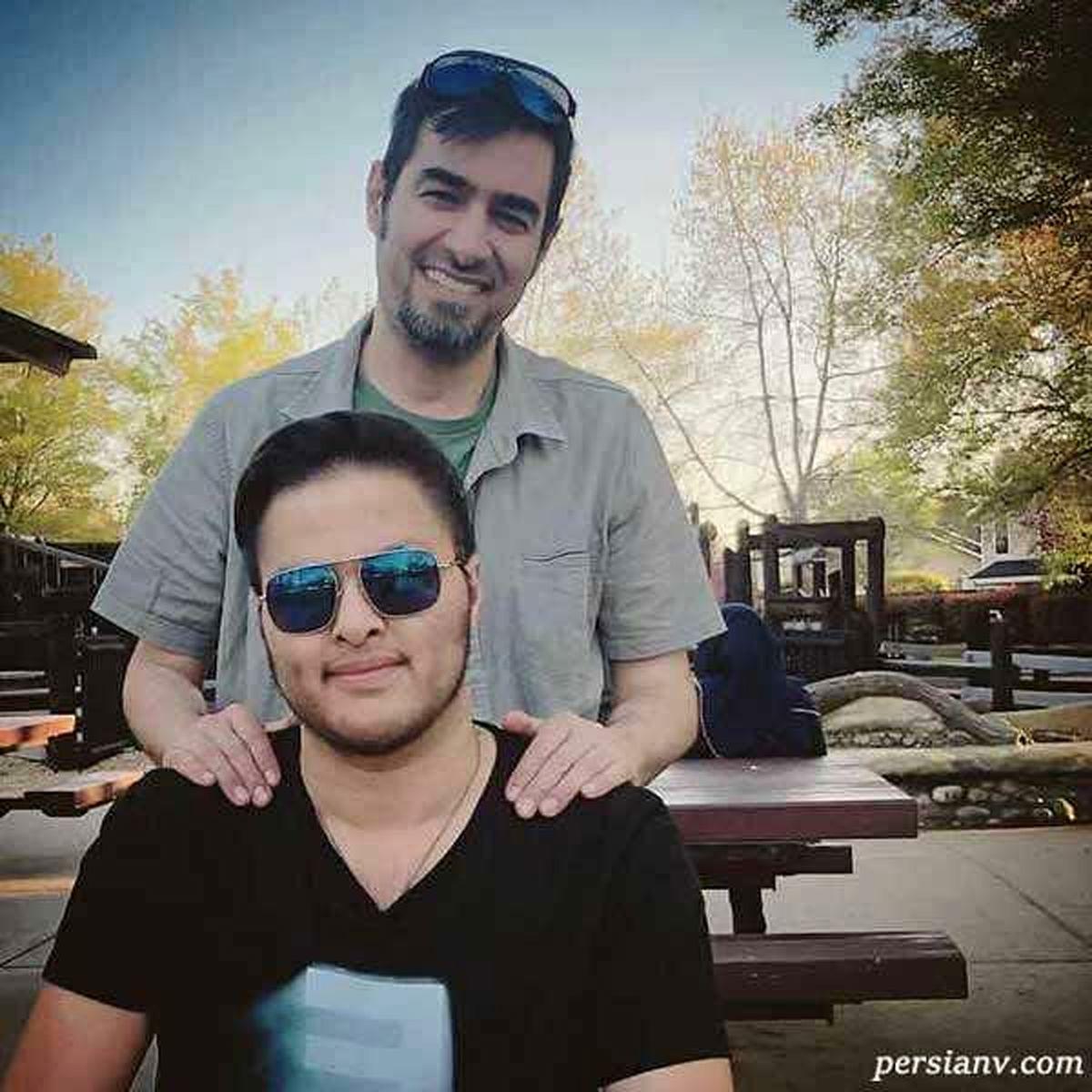 رپ خواندن پسر شهاب حسینی غوغا کرد + فیلم