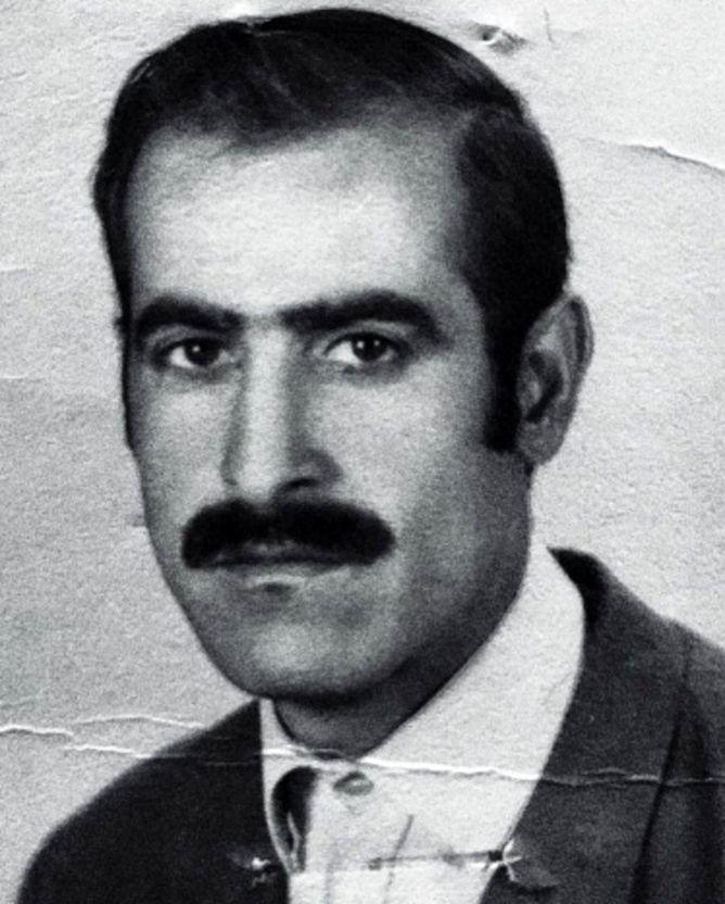 «علی شادمان» عزادار شد+عکس